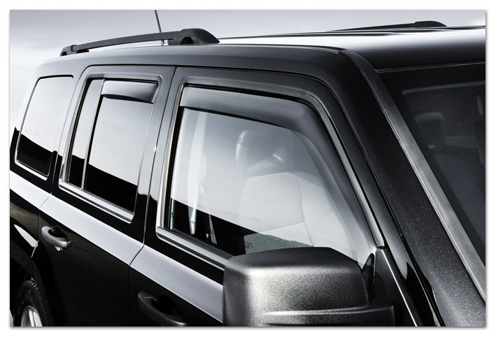 windabweiser jeep compass bis mj 2010 ca01657 ca01655. Black Bedroom Furniture Sets. Home Design Ideas