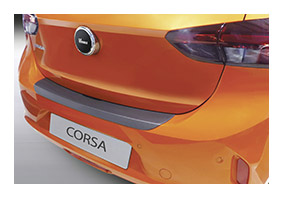 Rear Bumper Paint Protector OPEL Corsa (F) ab 06/2019 accessories
