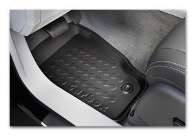 Fußraumschalen HYUNDAI ix35 Veredelung