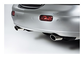 Sportauspuffanlage CHRYSLER Sebring / Cabrio JS ab MJ 2008 - Zubehör