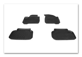 footwell liners FIAT Freemont accessories
