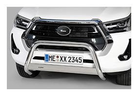 Frontbügel TOYOTA Hilux DoubleCab Facelift ab MJ 2021 - Zubehör
