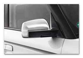 mirror covers KIA Soul bis MY 2011 accessories