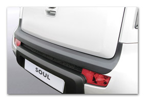 trunk sill protector KIA Soul bis MY 2011 accessories