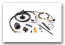 electric installation kit JEEP,Compass trailer coupling