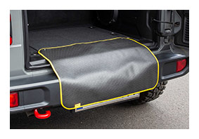 Boot mat Bumper Protector OPEL Karl Accessories