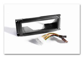 radio installation frame JEEP Cherokee accessories