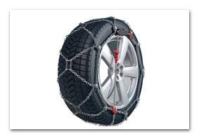 snow chains DODGE Nitro accesorios