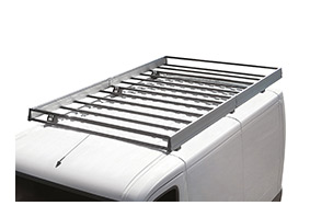 Vmaxx: Roof basket VW T6 Transporter accessory