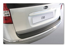 Rear bumper protector HYUNDAI i30 since 2007 until 2010 car accessories