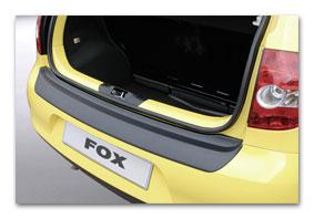 Heckstoßstangenschutz VOLKSWAGEN Fox 3 ab 06/2005 - Autozubehör