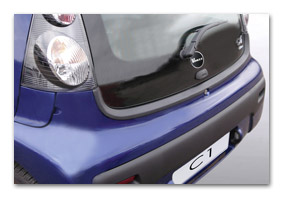 Heckstoßstangenschutz CITROEN C1 2005 bis 2013 - Autozubehör