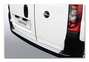 Heckstoßstangenschutz PEUGEOT Bipper ab 2008 bis 2014 - Autozubehör