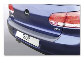 Heckstoßstangenschutz VOLKSWAGEN Golf VI Limousine ab 09/2008 - Autozubehör