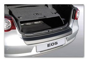 Rear bumper protector VOLKSWAGEN EOS 2 since 05/2006 car accessories
