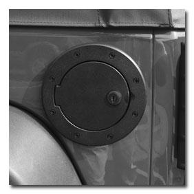 tankdeckelabdeckung jeep wrangler jk vm01775. Black Bedroom Furniture Sets. Home Design Ideas