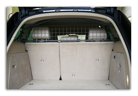 trenngitter volkswagen touareg vmg0407. Black Bedroom Furniture Sets. Home Design Ideas